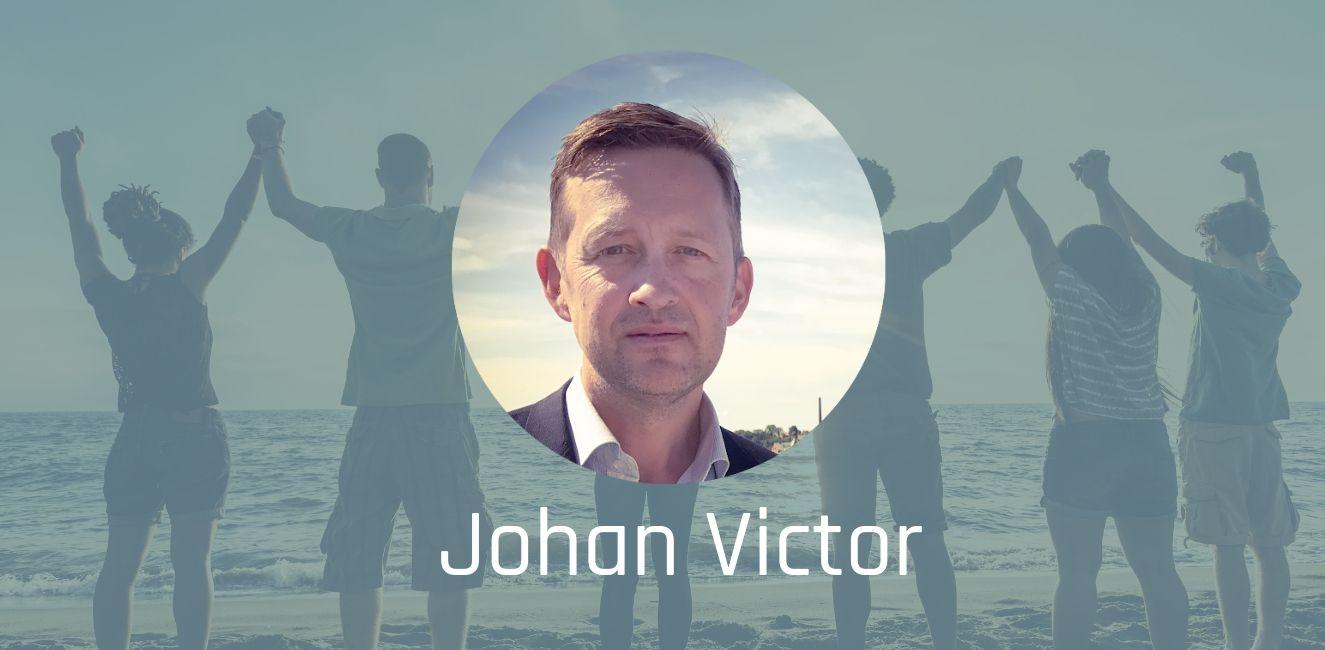 Intervju med Johan Victor