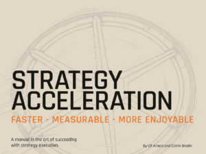 Strategy Acceleration (E-book)